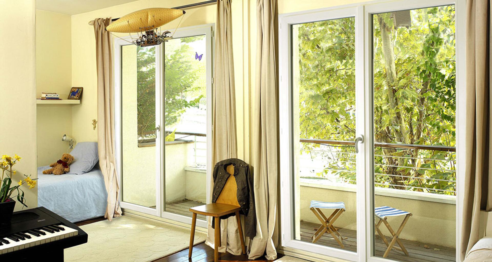 janelas em pvc, janelas em alumínio, portadas em pvc